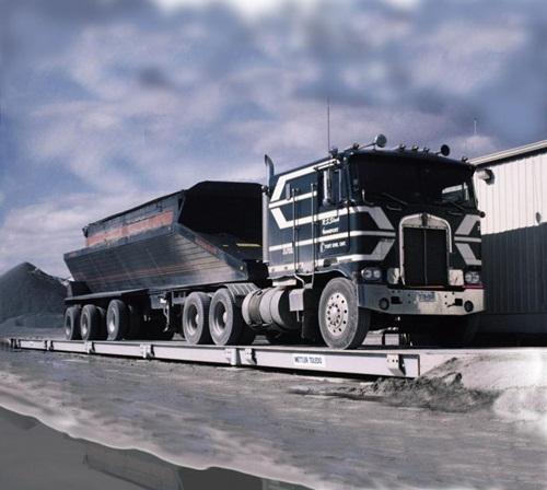 Cân điện tử cỡ lớn – cân ô tô, xe tải